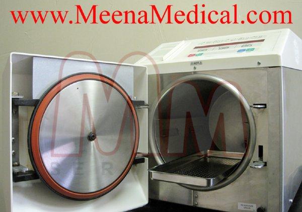 MDT Castle GLS-10V Tabletop Autoclave Sterilizer