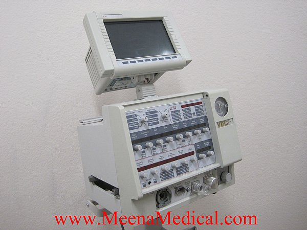 bird vip gold ventilator system model 15653 preowned in good condition rh meenamedical com Ventilator Brands Ventilator Brands