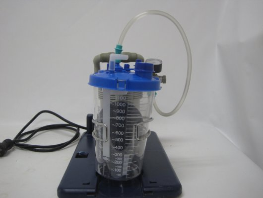 medline suction machine