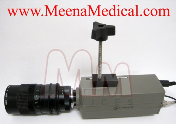 Stratagene CCD Camera & Computar Manual Zoom Lens - Preowned in ...