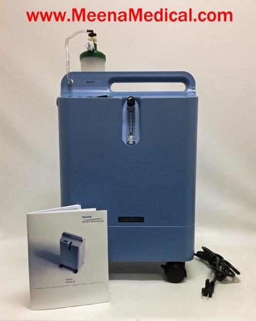 Endoscopy Room Equipment List: New Respironics Everflo Oxygen Concentrator Model 1020000