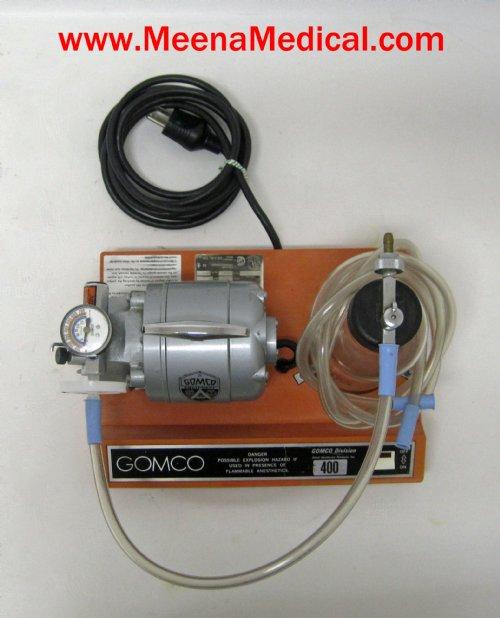 Gomco Allied Medical Portable Aspirator 400