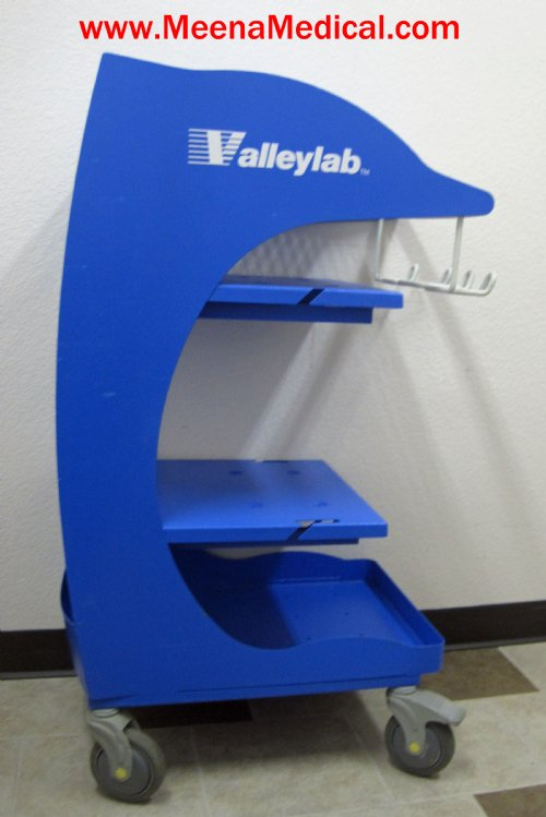 Endoscopy Room Equipment List: Valleylab Electrosurgical Rolling Cart